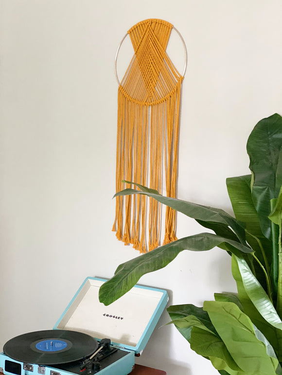 Goldie Macrame Wall Art