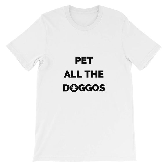 Pet All the Doggos T-Shirt (Unisex)