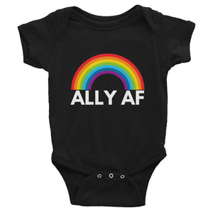 ALLY AF One Piece Outfit Bodysuit