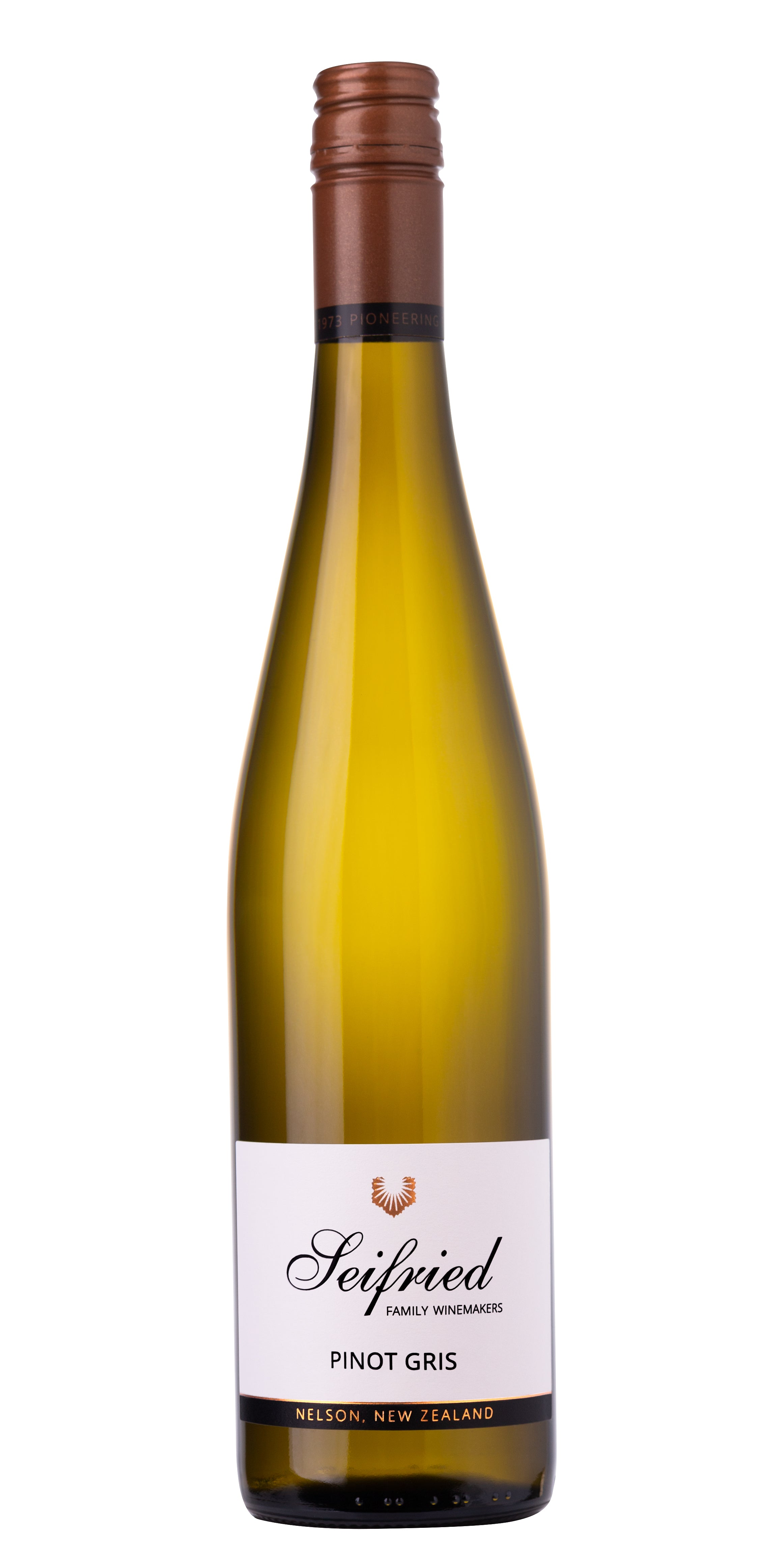 Lækker Seifried Nelson Pinot Gris 2018 - Seifried Estate Winery JZ-94