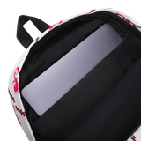 Designer label backpack - TARTSY - Deepenough Clothing Company