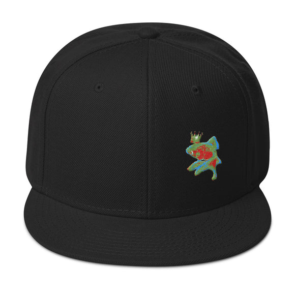 KING GOLDIE snapback - Deepenough Clothing Company