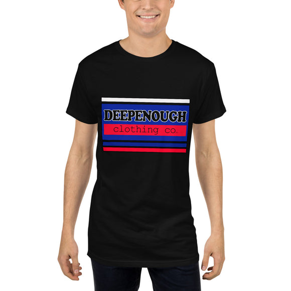 CHAMP long Urban Tee - Deepenough Clothing Company