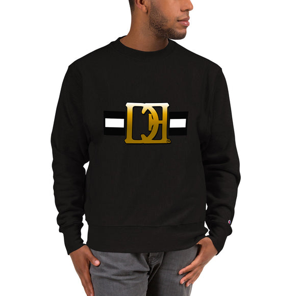 DESIGNER LOGO COLLAB Champion Sweatshirt - Deepenough Clothing Company