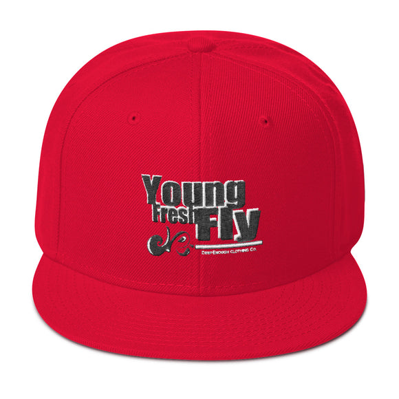 YOUNG FRESH FLY SIGNATURE SNAP - Deepenough Clothing Company