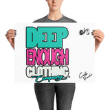 CITY BLOCK D VICE POSTERS - Deepenough Clothing Company