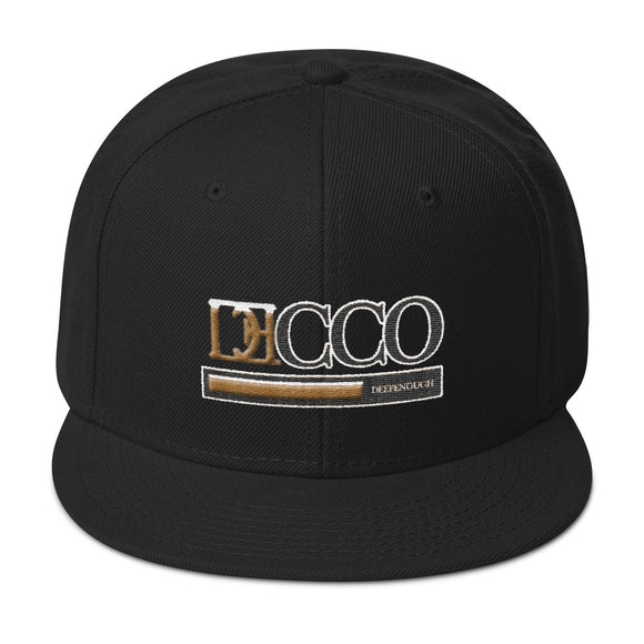DESIGNER LABEL Snapback - Deepenough Clothing Company