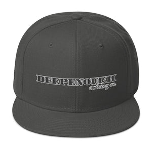 The $ COUNT SnapBack - Deepenough Clothing Company