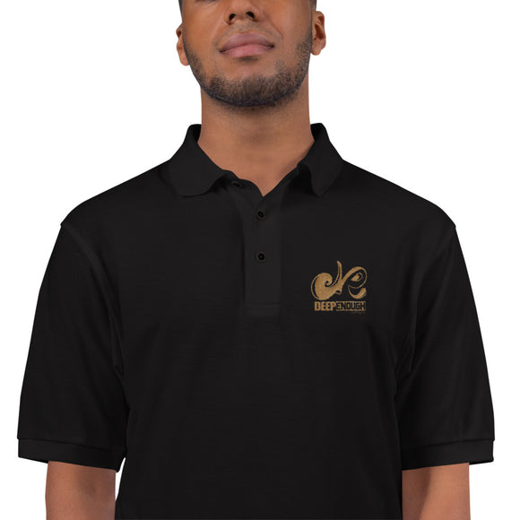 LOGO Men's Premium Polo