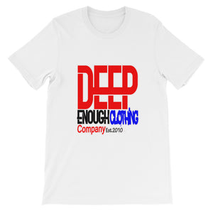 CONNECTED RED WHITE BLUES 2 - Deepenough Clothing Company