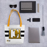 DESIGNER LOGO Tote bag - Deepenough Clothing Company
