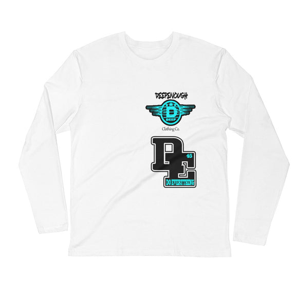 CAMPUS LIFE turq - Deepenough Clothing Company