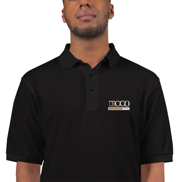 DECCO LABEL Men's Premium Polo - Deepenough Clothing Company