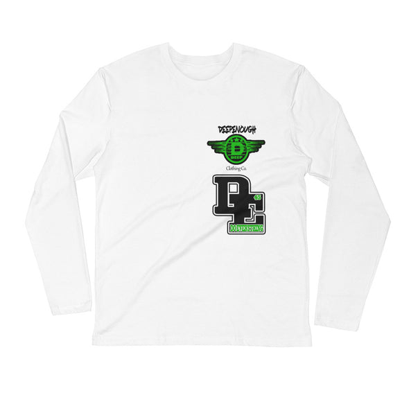 CAMPUS LIFE lime - Deepenough Clothing Company