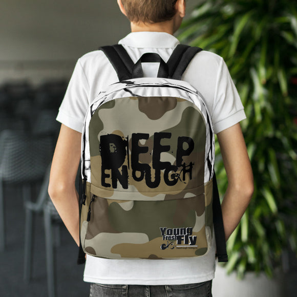 SUPPORT CREW - Deepenough Clothing Company
