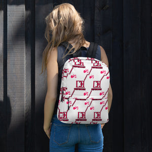 Designer label backpack - PINKBURRY - Deepenough Clothing Company