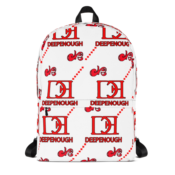 DE label backpack Peppermint - Deepenough Clothing Company