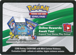 Pokemon TCG Online Booster Code - Detective Pikachu