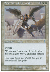 Sustainer of the Realm