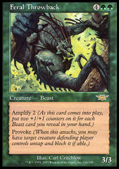 Feral Throwback