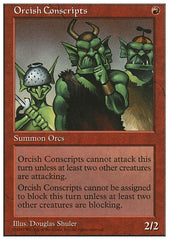 Orcish Conscripts