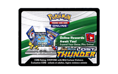 Pokemon TCG Online Booster Code - Lost Thunder