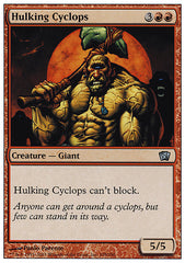 Hulking Cyclops