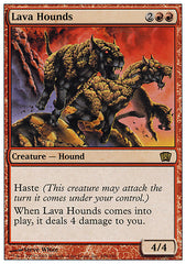 Lava Hounds