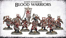 Curbside - Khorne Bloodbound Blood Warriors