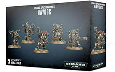 Curbside - Chaos Space Marine Havocs