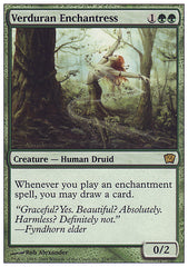Verduran Enchantress