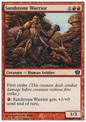 Sandstone Warrior