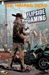 The Walking Dead #1 Flipside Gaming Exclusive Cover Issue