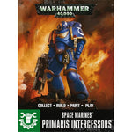 Easy to Build Primaris Intercessors