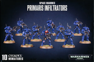 Curbside - Primaris Infiltrators