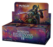 **CURBSIDE** Modern Horizons 2 Draft Booster Box