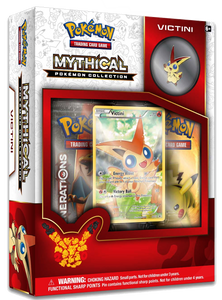 Pokemon TCG: Victini Mythical Collection