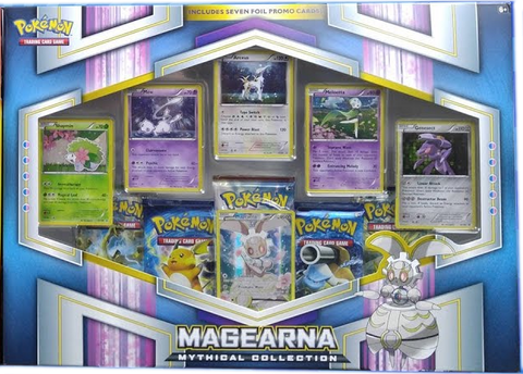 Pokemon TCG Magearna Mythical Collections