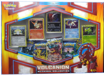 Pokemon TCG: Volcanion Mythical Collection Box