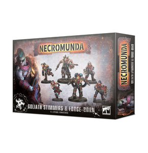 Necromunda: Goliath Stimmers and Forgeborn *Preorder*
