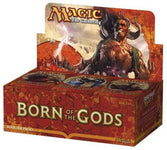 Born of the Gods Sealed Booster Box