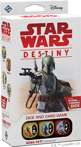 Star Wars Destiny: Boba Fett Starter Deck