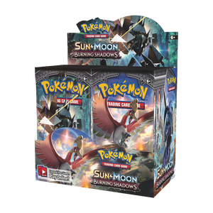 Pokemon TCG Sun & Moon Burning Shadows Booster Box