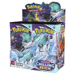 **CURBSIDE** Pokemon Chilling Reign Booster Box