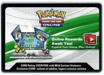 Pokemon TCG Online - Forces of Nature GX Collection Code