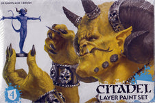 Citadel Layer Paint Set