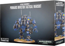 Space Marines - Primaris Invictor Tactical Warsuit