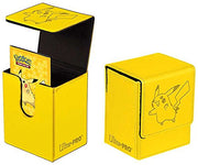 Ultra Pro 100 Count Pikachu Flip Box