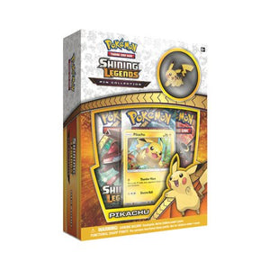 Pokemon TCG: Pikachu Shining Legends Pin Collection