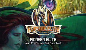Pioneer Elite Event Entry 1/11